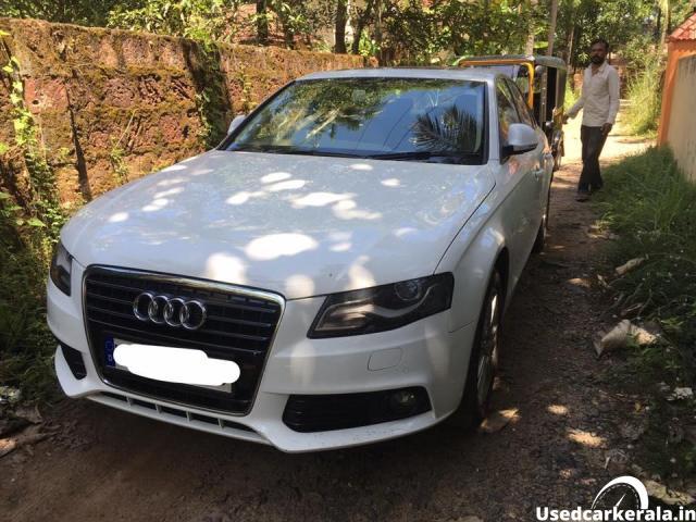 Audi a4 ( premium plus model)