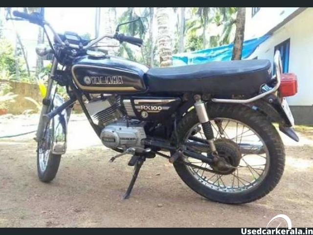Yamaha RX 100 1991 model
