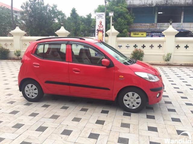 i10 sports 2010 model, single owner,