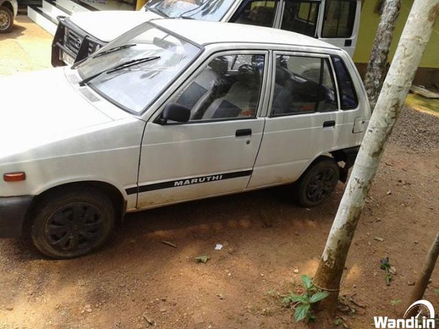 maruthi 800 at 18000 rupees