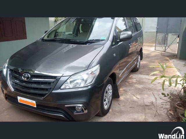 Toyota Innova 2013 Oct Model