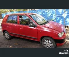 Alto LX 2004 neat and clean condition