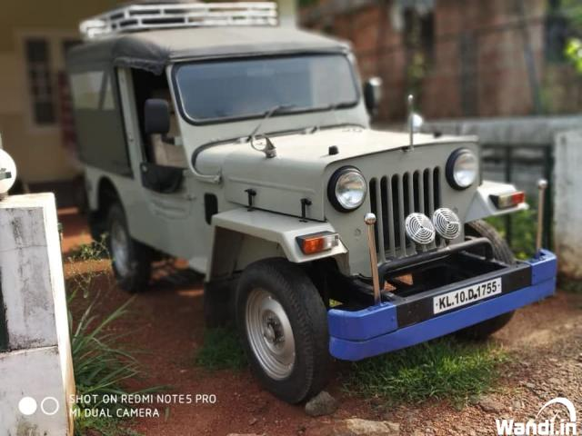USED JEEP MAHINDRA