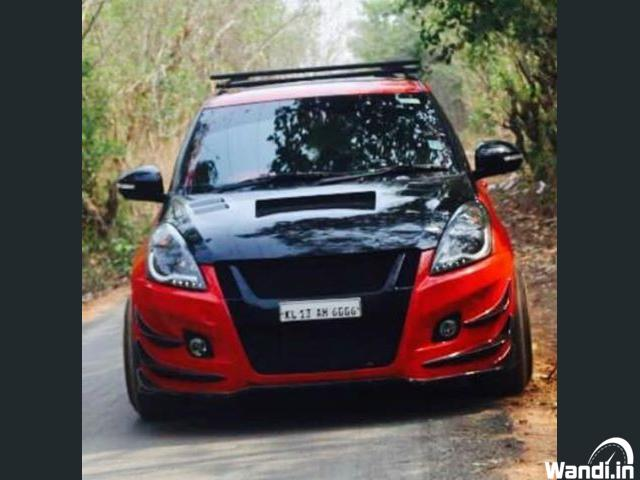 USED SWIFT IN KANNUR