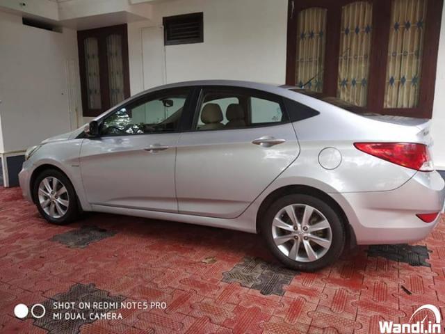 Hyundai Verna (Diesel)