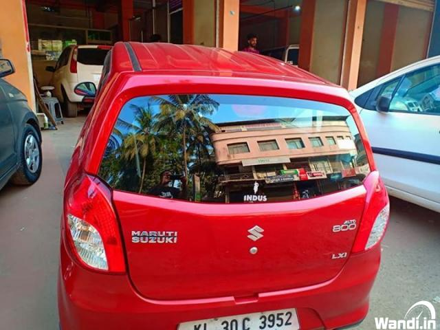 USED ALTO 800 IN ERNAD