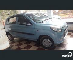 pre owned alto 800 in Puthanathani