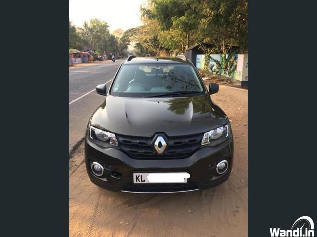 USED KWID IN THRISSUR
