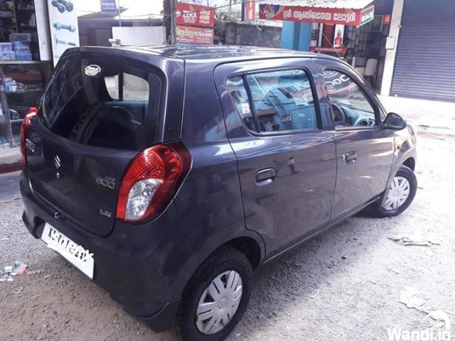 Used alto800  in Ponnani
