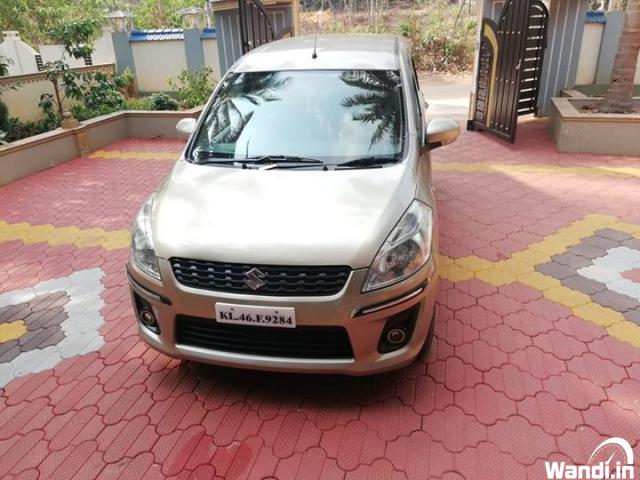 PRE owned ERTIGA in Perinthalmanna