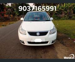PRE owned sx4 in Ernad