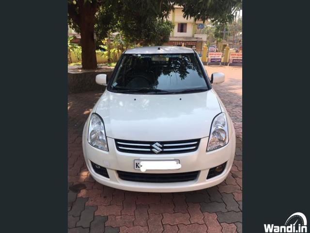 second hand Swift dzire in Guruvayoor