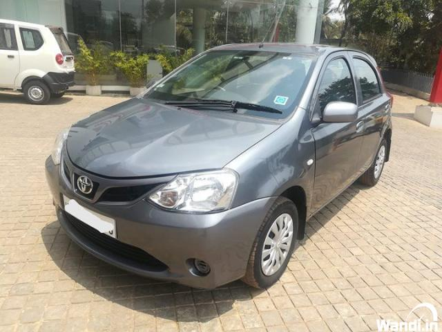 PRE owned etios liva in Perinthalmanna