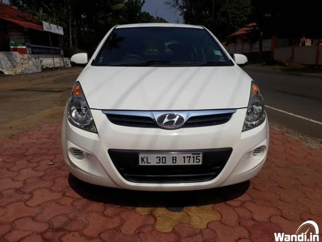 PRE owned i20 in kottayam
