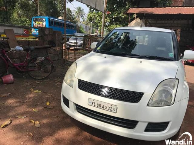PRE owned Swift in Taliparamba