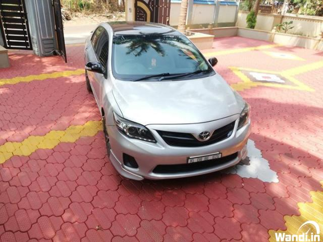 PRE owned corola altis in Perinthalmanna
