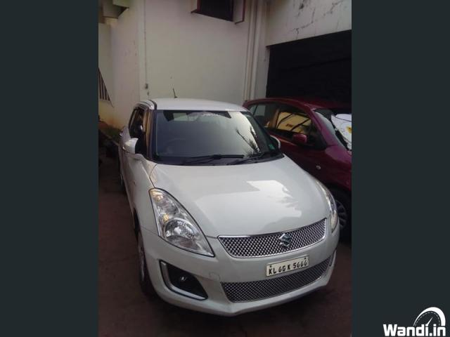 PRE owned Swift in Thalassery