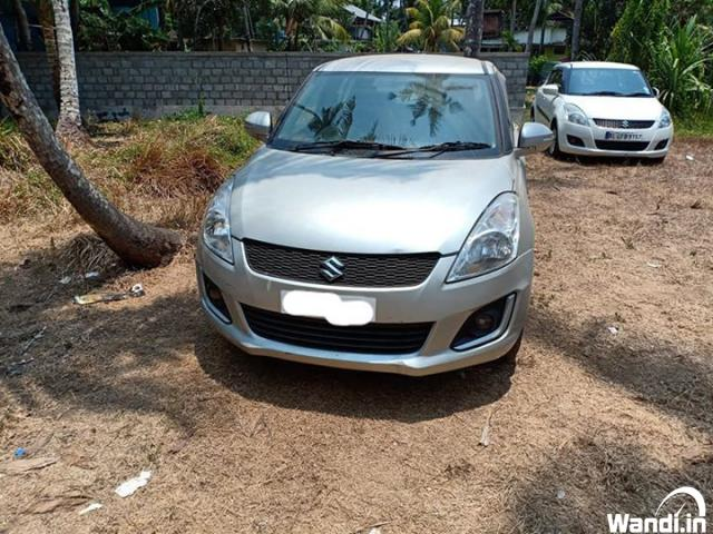 PRE owned Swift in aluva