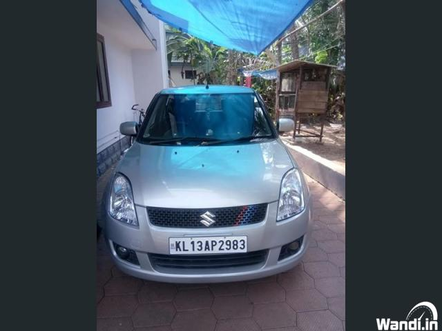PRE owned Swift in Mananthavady