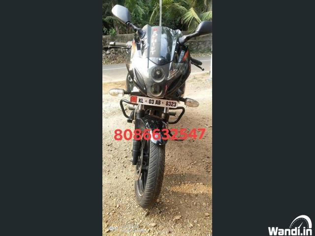 PRE owned pulsar in Thiruvalla
