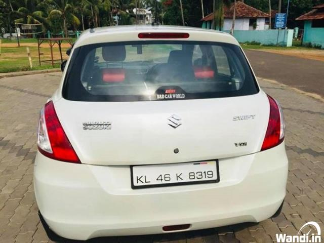 PRE owned Swift in Thrissur