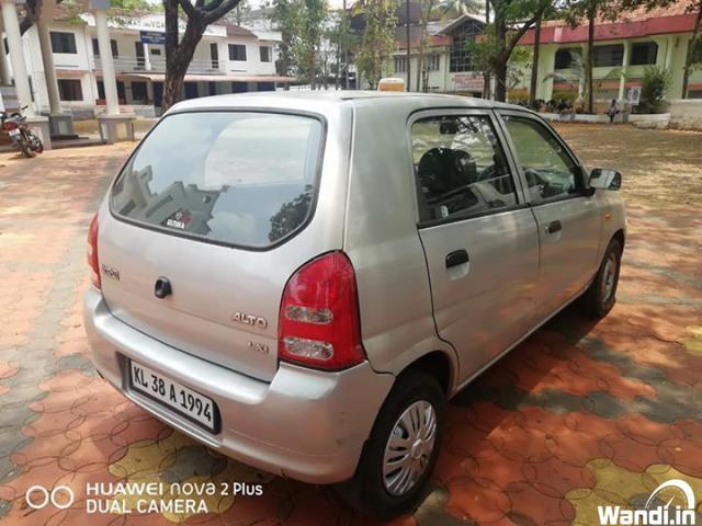Used alto in Kottayam