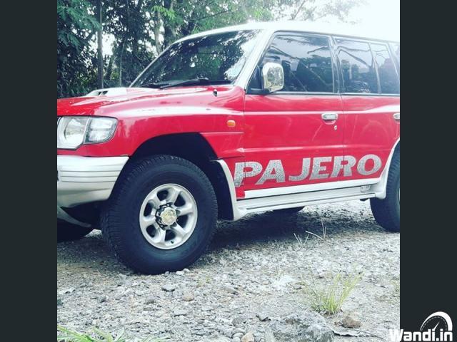 PRE owned pajero in Ettumanoor