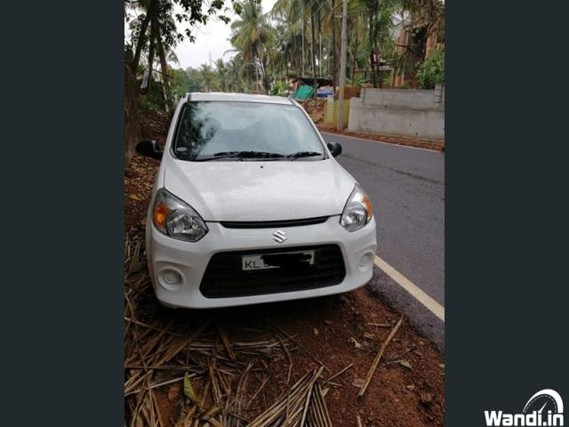 Used alto 800 in Thalassery