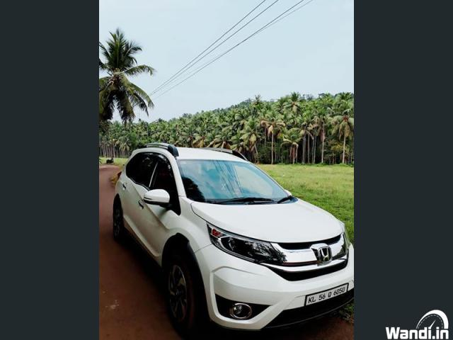 PRE owned BR-V in Perinthalmanna