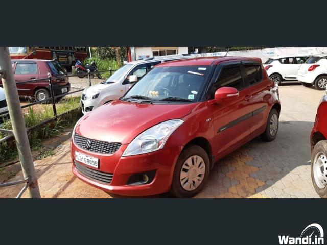 PRE owned Swift in Karthikappally,