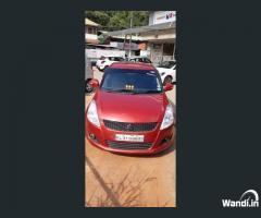 PRE owned Swift in Karthikappally,
