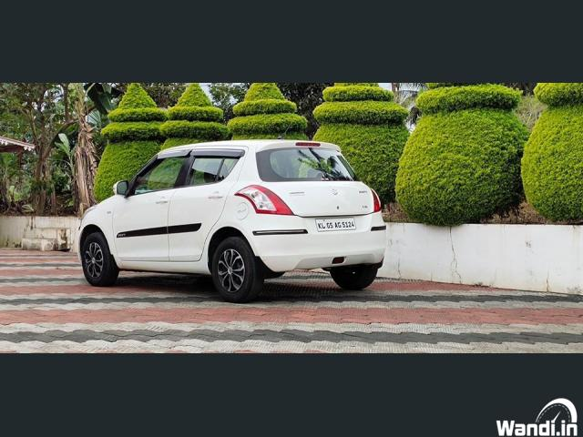 PRE owned Swift in Vaduvanchal