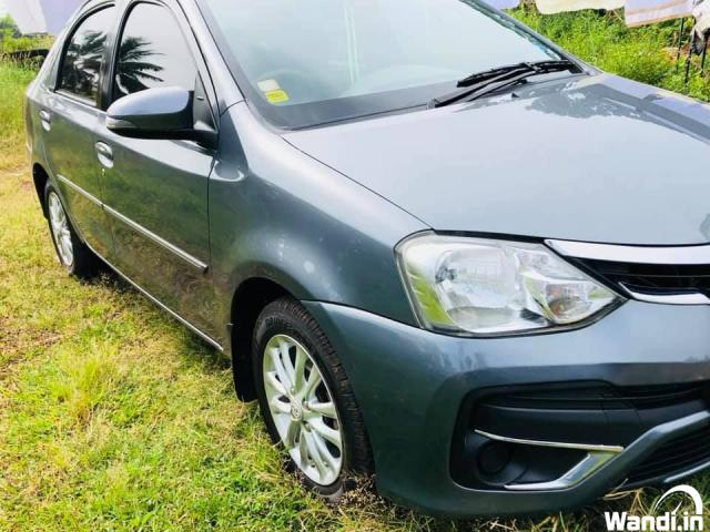 second hand etios in Vengara