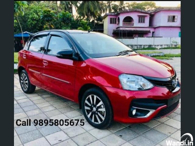 Used etios Liva in Randathani