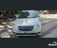 PRE owned INNOVA  in Perinthalmanna