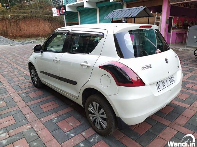 second hand Swift in Perinthalmanna