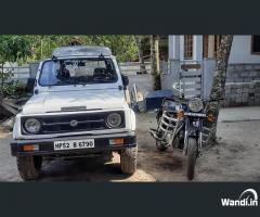 Used Gipsy in Cherthala