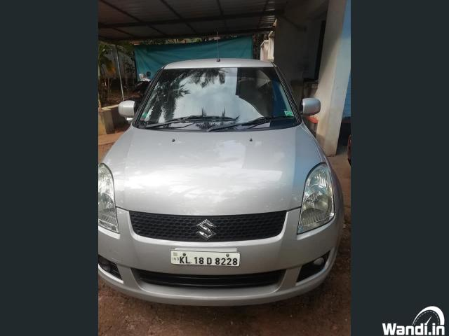 PRE owned Swift in Ernad