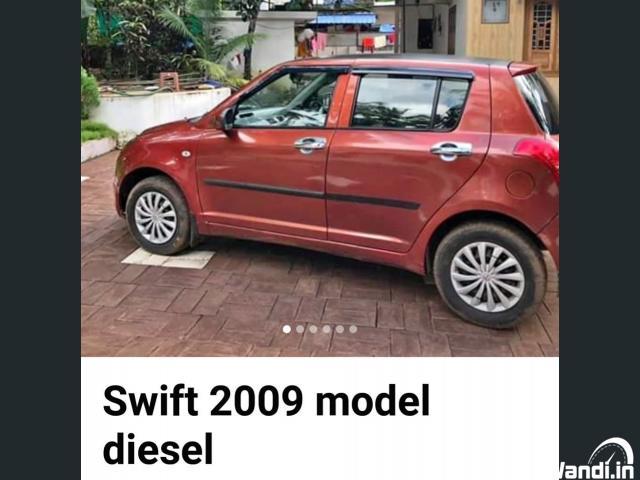 PRE owned Swift in Nilambur