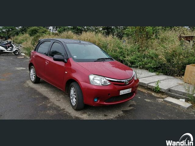 PRE owned etios liva in Tiruppur