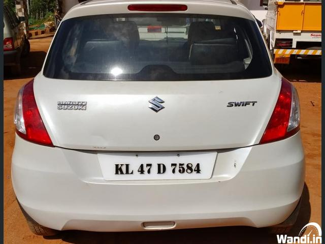 PRE owned Swift in Vythiri