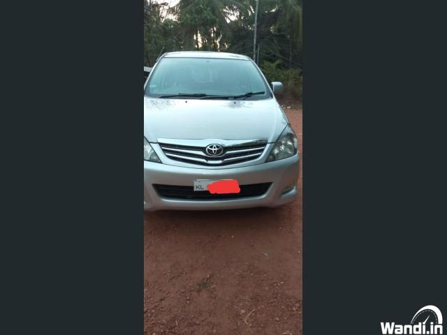 PRE owned Innova in Tirur