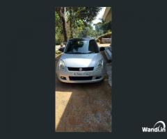 PRE owned Swift in Devikulam