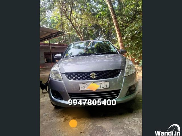 PRE owned Swift in Ottapalam