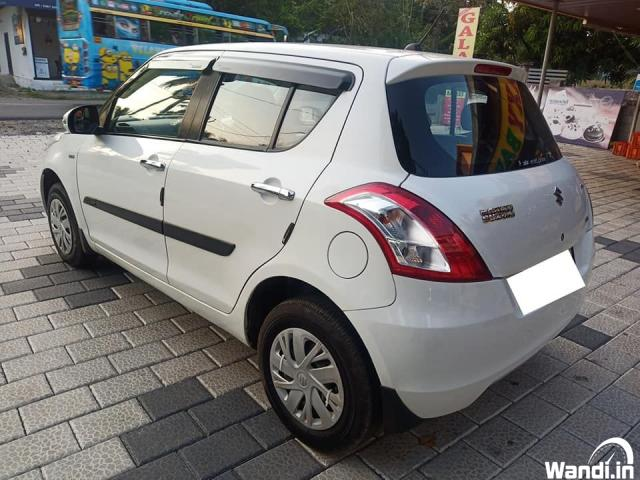 PRE owned Swift in Chavakkad