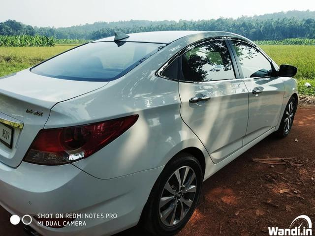 PRE owned Verna in Ernad