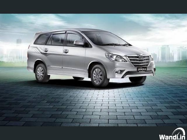 rental Innova in Calicut