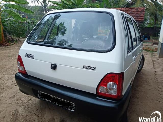 PRE owned Maruti 800 in Alappuzha
