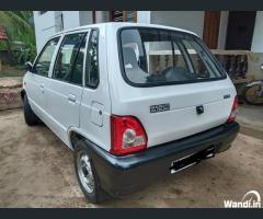 PRE owned Maruti 800 in Alappuzha