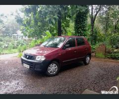 2010 Alto Lxi In Good Condition